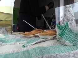Чемпионат по поеданию драников прошел в Беларуси