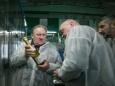 Жерар Депардье вчера в Минске пил шампанское