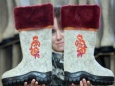 Забег в валенках устроят в Минске 7 февраля