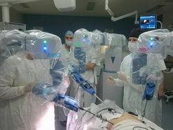 В Беларуси медицинскую операцию провел робот