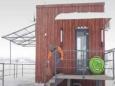 Белорус построил дом за две тысячи долларов