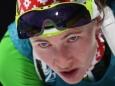 Домрачева завоевала олимпийское серебро в масс-старте