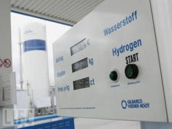 В Германии появляется инфраструктура для водородных автомобилей