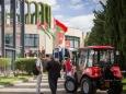 В Батуми начнут собирать белорусские трактора