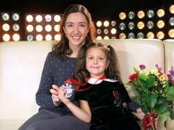 """Пятилетняя брестчанка забрала приз в передаче """"Рассмеши комика"""""""