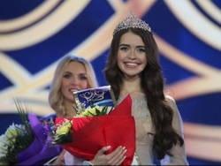 Мария Василевич как первая красавица Беларуси 2018