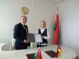 Немцы наладят выпуск шприцев в китайско-белорусском парке