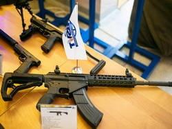 Стрелковое оружие из Беларуси