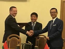 Белорусские продукты для Китая