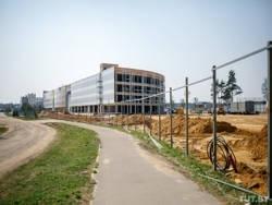 Под Минском по поручению президента строят экорынок