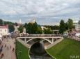В Витебске появился свой Поцелуев мост