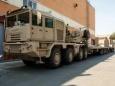 На МЗКТ показали 42-метровый автопоезд
