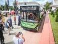 МАЗ показал городской автобус третьего поколения