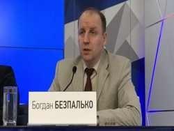 Коммунист Шаргунов и провокатор Безпалько