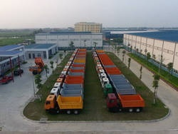 Во Вьетнаме открыли завод по сборке грузовиков МАЗ