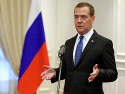 Медведев обиделся на Лукашенко