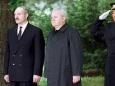Визит Лукашенко в Сербию 1999 год (видео)
