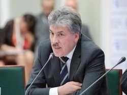 Павел Грудинин о Беларуси (видео)