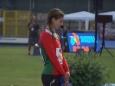Белорусская спортсменка покинула пьедестал, услышав чужой гимн